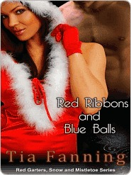 Red Ribbons and Blue Balls (Red Garters, Snow and Mistletoe)
