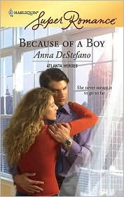 Because of a Boy by Anna DeStefano