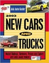 AAA Auto Guide: 2003 New Cars & Trucks