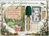 The Secret Garden Activity Kit [With 46 Page Book and Wooden-Handled Trowel, Garden Markers, Bug Viewer]