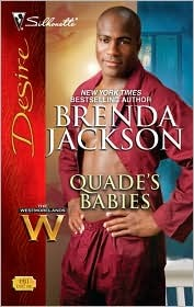 Quade's Babies  (Steele Series, #6) (Silhouette Desire) (The Westmoreland Series)