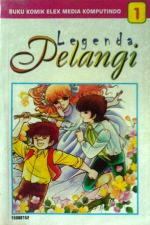 Legenda Pelangi Vol. 1 by Chieko Hara