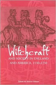 Download free Witchcraft and Society in England and America, 1550 1750 PDB
