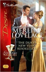 The Duke's New Year's Resolution by Merline Lovelace
