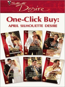 One-Click Buy: April 2008 Silhouette Desire