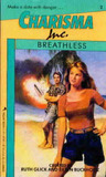 Breathless (Charisma Inc, #2)