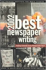 Best Newspaper Writing by Keith Woods