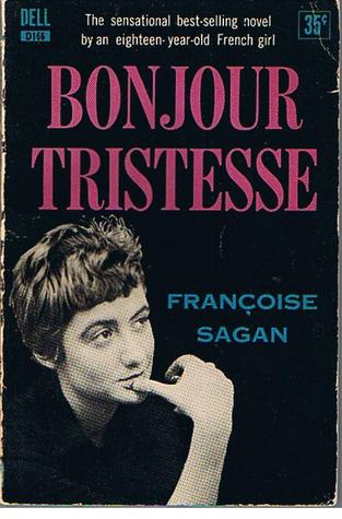 bonjour tristesse essay A certain smile written in a two-month period then published in 1956, is  françoise sagan's  preceded by, bonjour tristesse followed by  tristesse  the parody also later appeared in her collection of essays, please don't eat the  daisies.