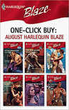 One-Click Buy: August 2008 Harlequin Blaze