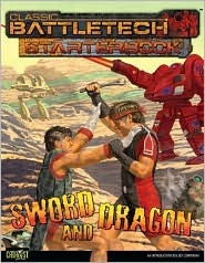Classic Battletech Starterbook by Catalyst Game Labs