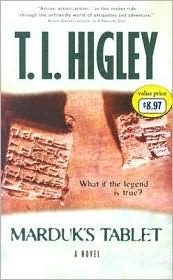 Marduk's Tablet by T.L. Higley