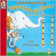 Whose Socks Are Those?: A Flip-the-Flap Book