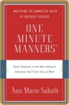 One Minute Manners One Minute Manners