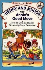 Henry And Mudge And Annie's Good Move by Cynthia Rylant