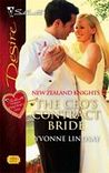 The CEO's Contract Bride (New Zealand Knights, #2) (Silhouette Desire, #1776)