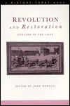 Revolution and Restoration England In The 1650s by John Morrill