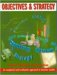 Obectives and Strategy (A Level Business)