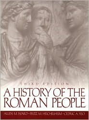 A History of the Roman People by Allen Mason Ward
