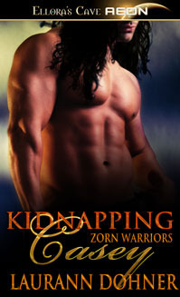 Kidnapping Casey (Zorn Warriors, #2)