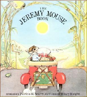The Jeremy Mouse Book