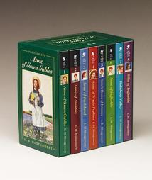 The Complete Anne of Green Gables Boxed Set (Anne of Green Gables, #1-8)