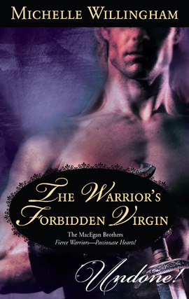 The Warrior's Forbidden Virgin