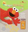 The Magic Sidewalk Chalk Board Book (Sesame Street Elmo's World)