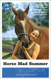 Horse Mad Summer (Horse Mad #2)