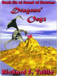 Dragons' Onyx (Sword of Heavens, #6)
