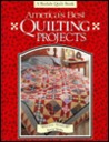 America's Best Quilting Projects: Special Feature: Scrap Quilts
