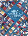 Great American Quilts Book 2 1995 by Leisure Arts