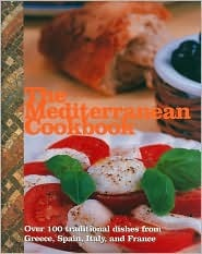 The Mediterranean Cookbook by Anonymous