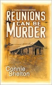 Reunions Can Be Murder by Connie Shelton
