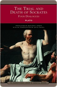 The Trial and Death of Socrates (Library of Essential Reading)