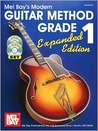 Modern Guitar Method Grade 1, Expanded Edition Perfect-Bound [With DVD]