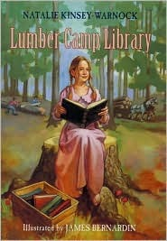 Lumber Camp Library by Natalie Kinsey-Warnock