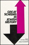 Great Schisms in Jewish History by Raphael Jospe