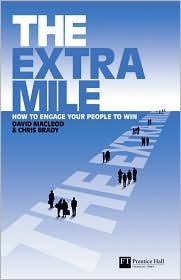 The Extra Mile by Chris  Brady