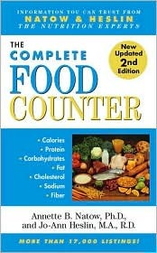 The Complete Food Counter by Annette B. Natow