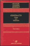 Contracts: Cases and Materials