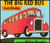 The Big Red Bus by Judy Hindley