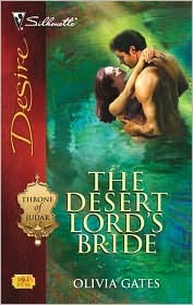 The Desert Lord's Bride by Olivia Gates