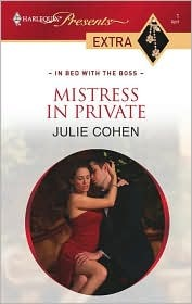 Mistress in Private by Julie Cohen