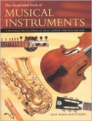 Illustrated Book of Musical Instruments