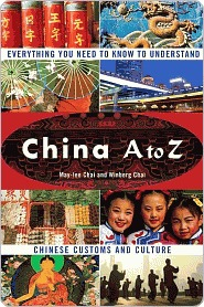 China A to Z by May-lee Chai