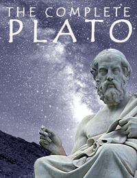 The Works of Plato, Four Volumes Complete in One by Plato