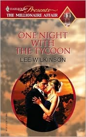 One Night with the Tycoon by Lee Wilkinson