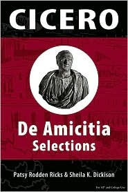 De Amicitia: Selections (Teacher's Guide)