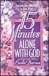 15 Minutes Alone ...