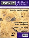 Osprey Military Journal Issue 3/5: The International Review of Military History (Osprey Military Journal)